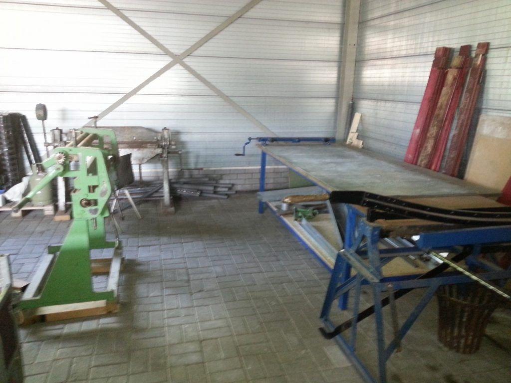 Onze zinkzetterij afdeling